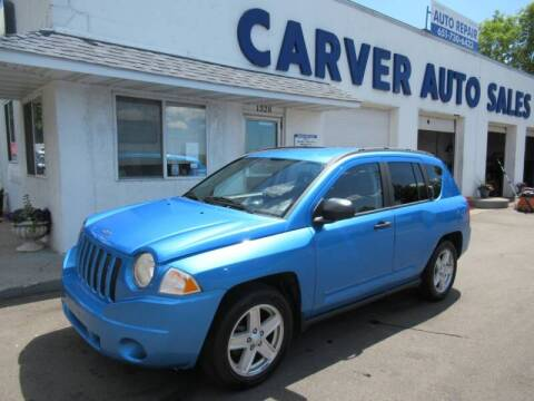 2009 Jeep Compass for sale at Carver Auto Sales in Saint Paul MN