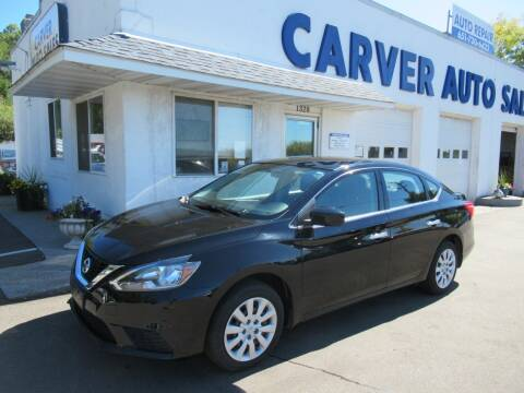 2016 Nissan Sentra for sale at Carver Auto Sales in Saint Paul MN