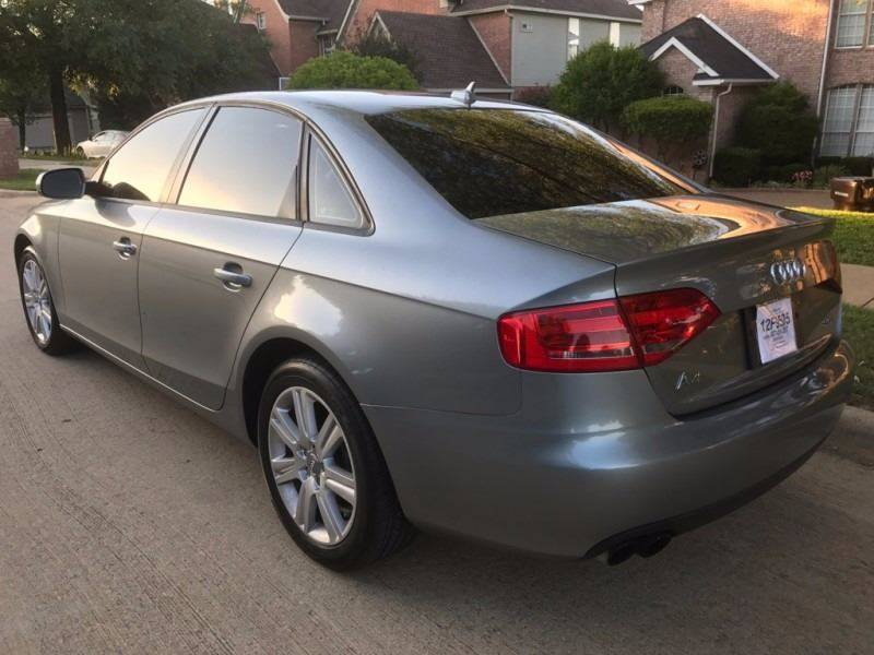 2010 Audi A4 2.0T Premium 4dr Sedan - Dallas TX