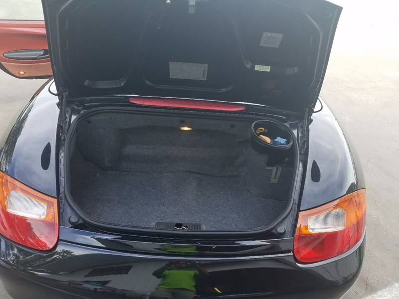 1997 Porsche Boxster 2dr Convertible - Dallas TX