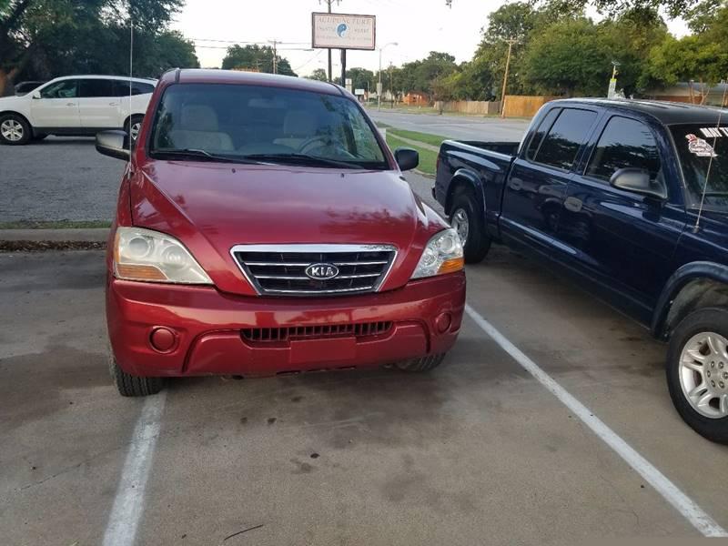 2008 Kia Sorento LX 4dr SUV - Dallas TX