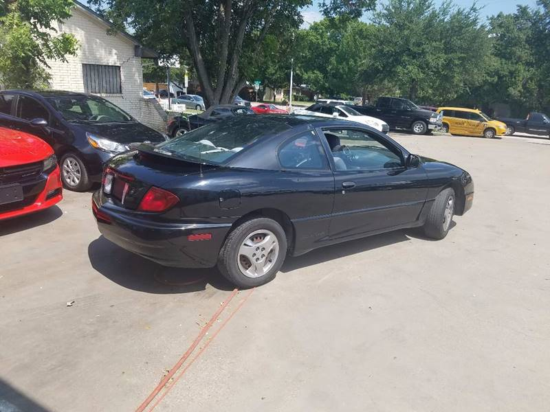 2005 Pontiac Sunfire Special Value 2dr Coupe - Dallas TX