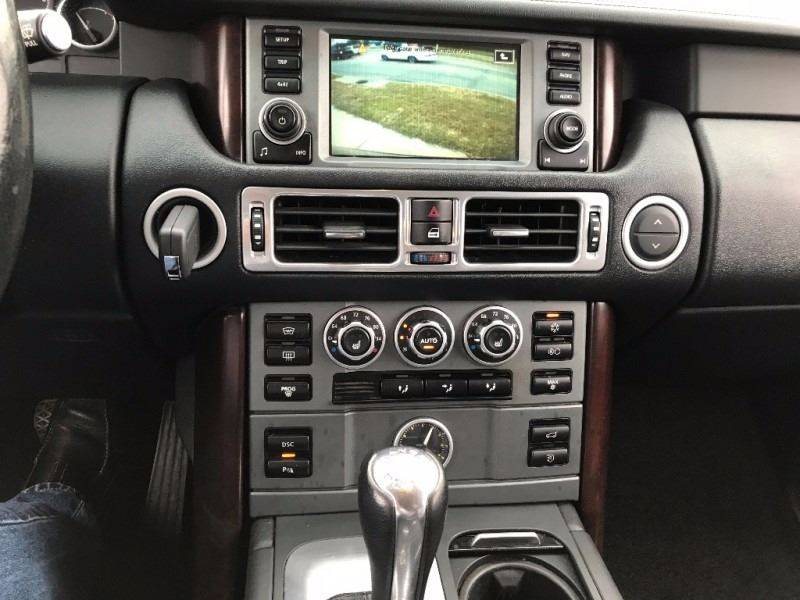 2008 Land Rover Range Rover 4x4 HSE 4dr SUV - Dallas TX
