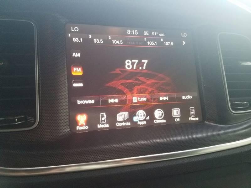 2015 Dodge Charger R/T 4dr Sedan - Dallas TX
