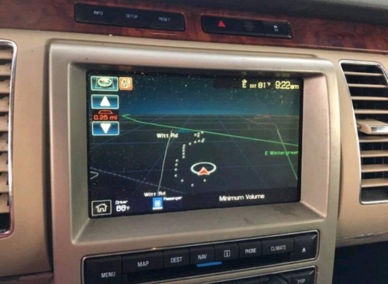 2010 Ford Flex Limited 4dr Crossover - Dallas TX