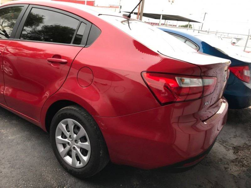 2014 Kia Rio LX 4dr Sedan 6A - Dallas TX