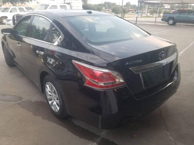 2015 Nissan Altima 2.5 S 4dr Sedan - Dallas TX