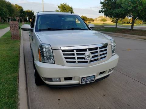 2009 Cadillac Escalade Hybrid for sale in Dallas, TX