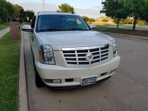 2009 Cadillac Escalade Hybrid for sale in Dallas, TX