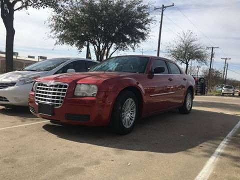 2009 Chrysler 300 for sale at DFW AUTO FINANCING LLC in Dallas TX
