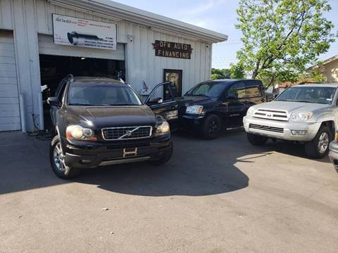 2008 Volvo XC90 for sale at DFW AUTO FINANCING LLC in Dallas TX