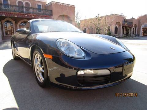 2008 Porsche Boxster for sale at DFW AUTO FINANCING LLC in Dallas TX