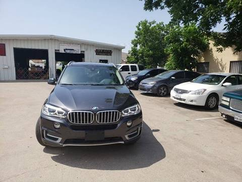 2015 BMW X5 for sale at DFW AUTO FINANCING LLC in Dallas TX