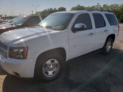 2007 Chevrolet Tahoe for sale at DFW AUTO FINANCING LLC in Dallas TX
