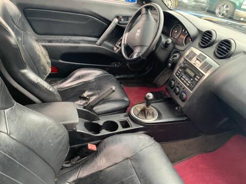 2004 Hyundai Tiburon