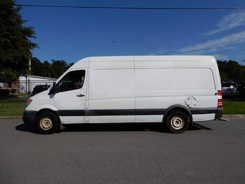 2011 Mercedes-Benz Sprinter Cargo for sale in Dallas, TX