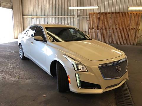 2014 Cadillac CTS for sale in Dallas, TX