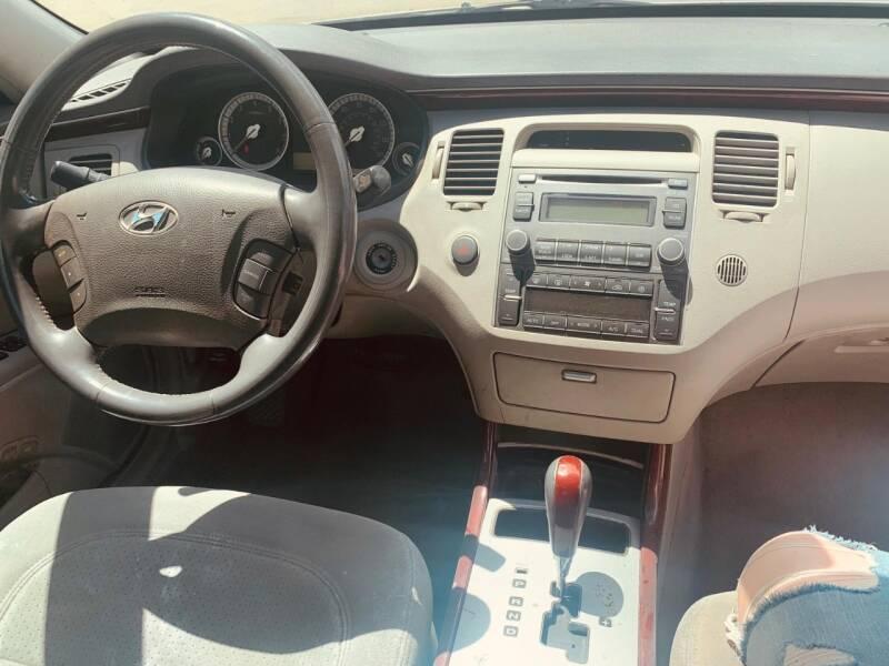 2007 Hyundai Azera Limited 4dr Sedan - Dallas TX