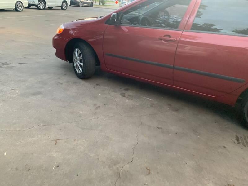 2006 Toyota Corolla CE 4dr Sedan w/Automatic - Dallas TX