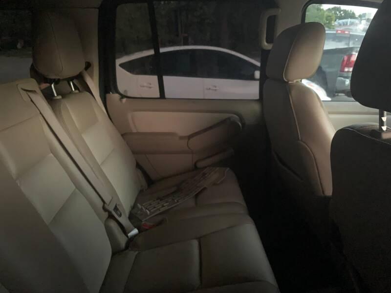 2006 Ford Explorer Eddie Bauer 4dr SUV (V6) - Dallas TX