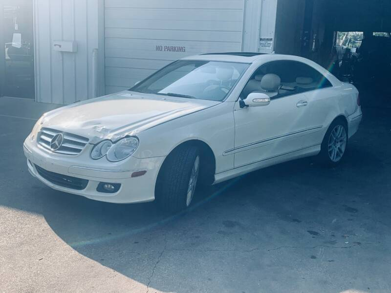 2009 Mercedes-Benz CLK CLK 350 2dr Coupe - Dallas TX