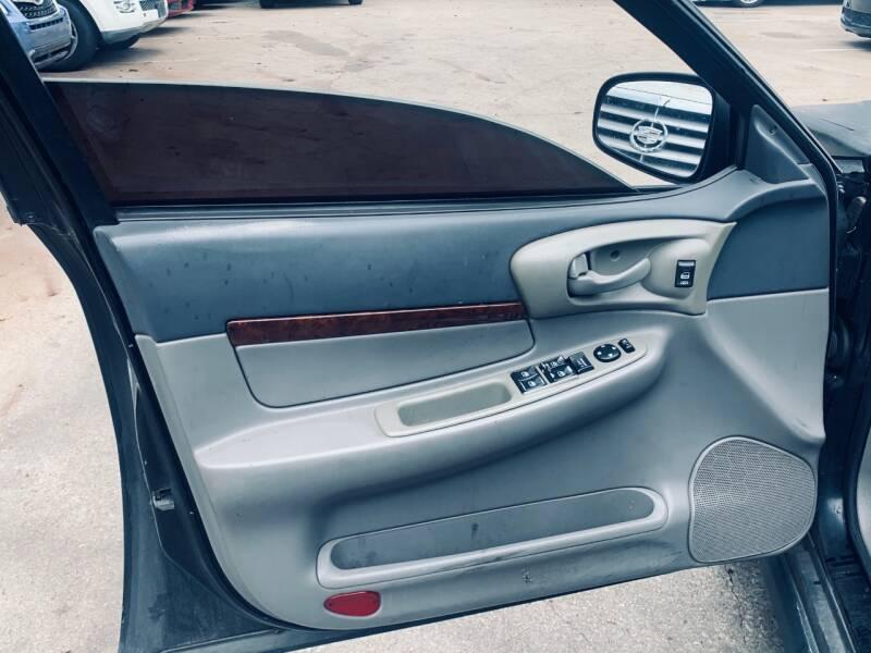 2003 Chevrolet Impala 4dr Sedan - Dallas TX