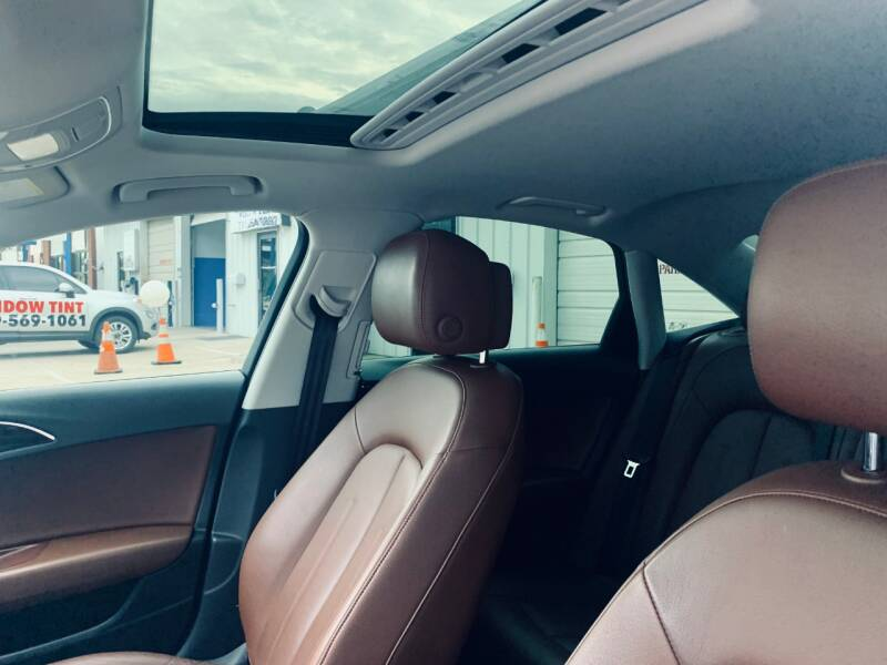 2017 Audi A6 AWD 3.0T quattro Premium Plus 4dr Sedan - Dallas TX