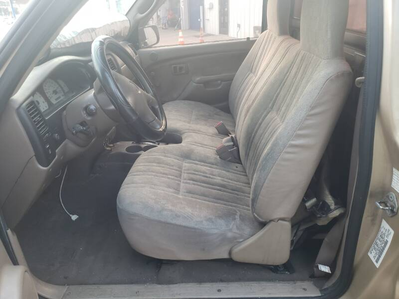 2001 Toyota Tacoma 2dr Standard Cab PreRunner 2WD SB - Dallas TX