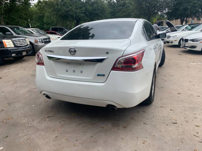 2013 Nissan Altima 2.5 S 4dr Sedan - Dallas TX
