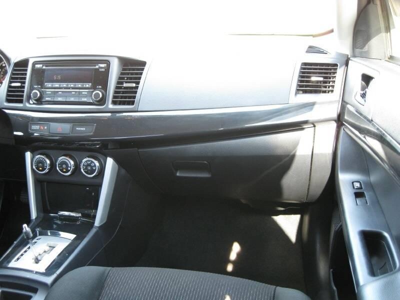 2016 Mitsubishi Lancer ES 4dr Sedan CVT - Dallas TX