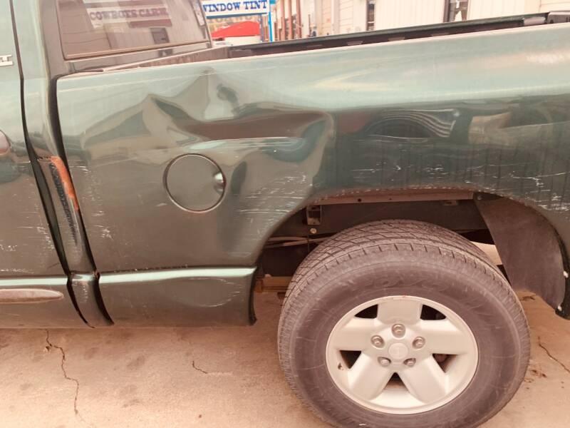 2002 Dodge Ram Pickup 1500 4dr Quad Cab SLT 2WD SB - Dallas TX
