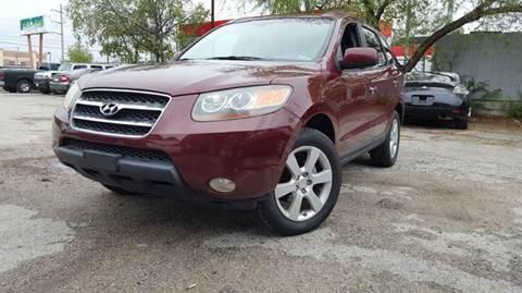 2008 Hyundai Santa Fe for sale at DFW AUTO FINANCING LLC in Dallas TX