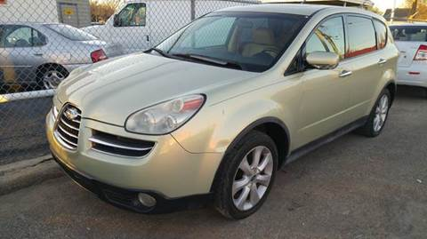 2006 Subaru B9 Tribeca for sale at DFW AUTO FINANCING LLC in Dallas TX