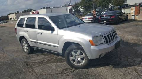 2008 Jeep Grand Cherokee for sale at DFW AUTO FINANCING LLC in Dallas TX