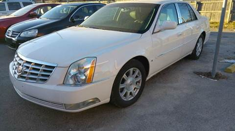 2010 Cadillac DTS for sale at DFW AUTO FINANCING LLC in Dallas TX