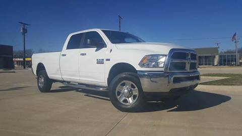 2015 RAM Ram Pickup 2500 for sale at DFW AUTO FINANCING LLC in Dallas TX