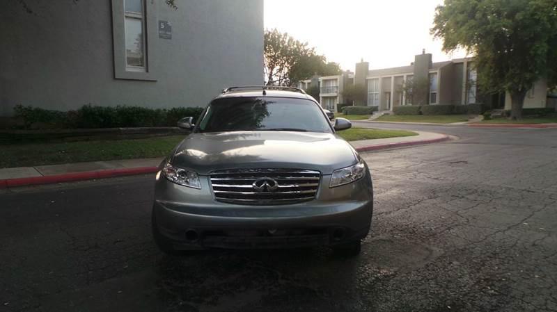 2008 Infiniti FX35 Base AWD 4dr SUV - Dallas TX