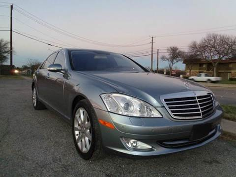 2008 Mercedes-Benz S-Class for sale at DFW AUTO FINANCING LLC in Dallas TX