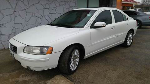 2007 Volvo S60 for sale at DFW AUTO FINANCING LLC in Dallas TX