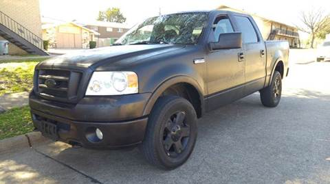 2006 Ford F-150 for sale at DFW AUTO FINANCING LLC in Dallas TX