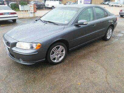 2008 Volvo S60 for sale at DFW AUTO FINANCING LLC in Dallas TX
