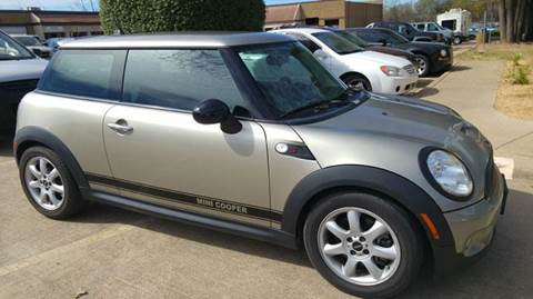2009 MINI Cooper for sale at DFW AUTO FINANCING LLC in Dallas TX
