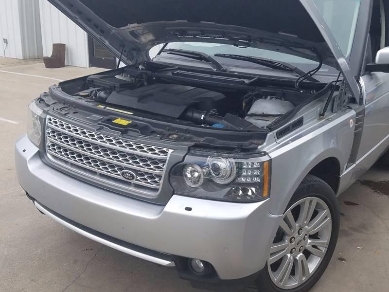 2010 Land Rover Range Rover HSE 4x4 4dr SUV - Dallas TX