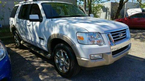 2006 Ford Explorer for sale at DFW AUTO FINANCING LLC in Dallas TX