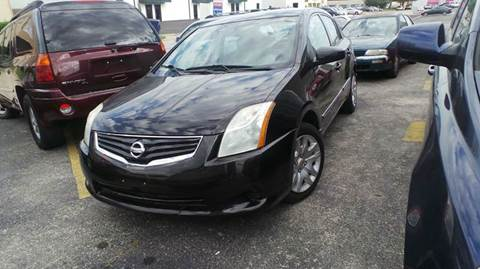 2011 Nissan Sentra for sale at DFW AUTO FINANCING LLC in Dallas TX