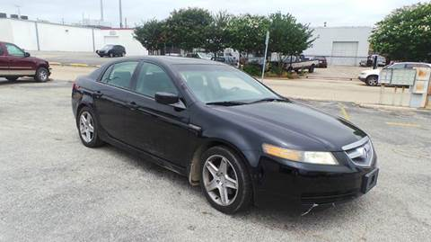 2005 Acura TL for sale at DFW AUTO FINANCING LLC in Dallas TX