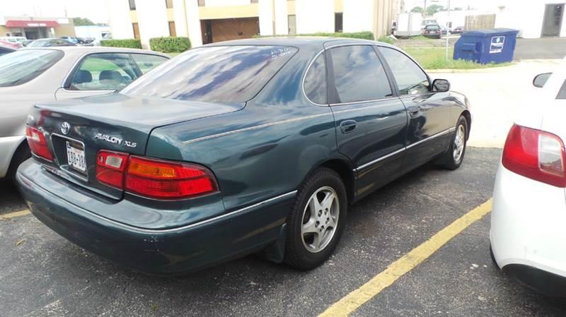 1998 toyota avalon xls 4dr sedan in dallas tx dfw auto financing llc 1998 toyota avalon xls 4dr sedan in