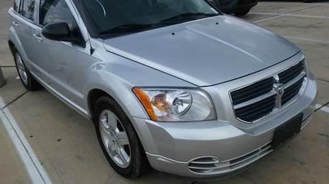 2009 Dodge Caliber for sale at DFW AUTO FINANCING LLC in Dallas TX