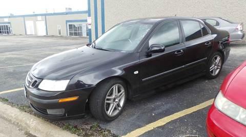 2007 Saab 9-3 for sale at DFW AUTO FINANCING LLC in Dallas TX