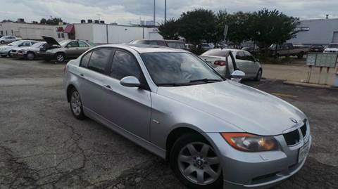 2006 BMW 3 Series for sale at DFW AUTO FINANCING LLC in Dallas TX